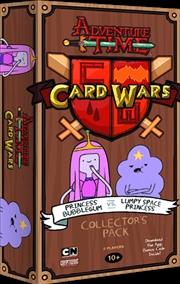 Adventure Time - Card Wars Princess Bubblegum vs Lumpy Space Princess Deck | Merchandise