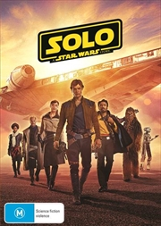 Solo - A Star Wars Story | DVD