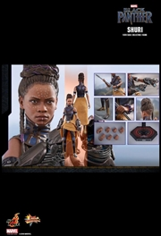 Black Panther - Shuri 1:6 Scale Figure | Merchandise
