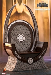 Black Panther - Wakanda Throne 1:6 Scale Accessory