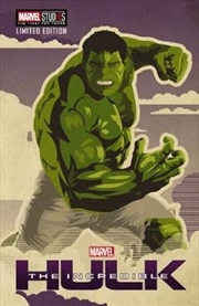 Incredible Hulk Movie Novel