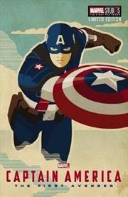 Captain America First Avengers Movie Novel