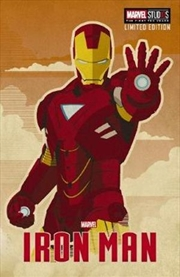 Iron Man Movie Novel | Paperback Book