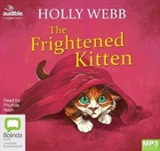 Frightened Kitten   Audio Book