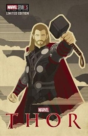 Thor Movie Novel | Paperback Book