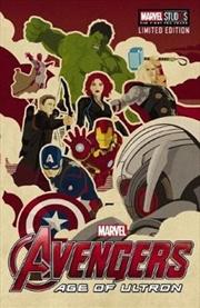 Avengers Age Of Ultron Movie Novel