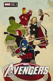 Marvel: Avengers Movie Novel | Paperback Book