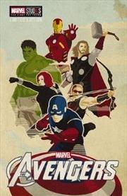 Avengers Movie Novel