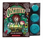 Mysterious World of Cosentino #3: The Lost Treasure + Rope Trick | Paperback Book