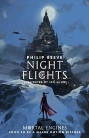 Night Flights | Paperback Book