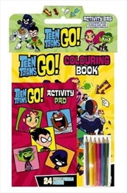 DC Teen Titans Go! Activity Bag