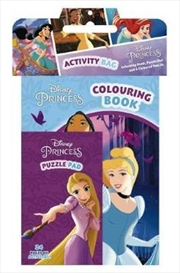 Disney Princess Activity Bag