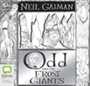 Odd And The Frost Giants   Audio Book