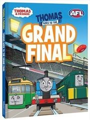 Thomas Goes To The Grand Final | Hardback Book