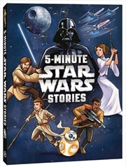 Star Wars 5 Minute Stories | Paperback Book