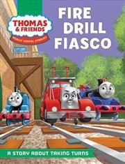 Fire Drill Fiasco | Paperback Book