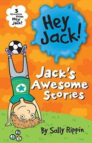 Jack's Awesome Stories | Paperback Book
