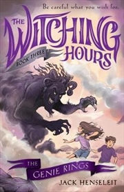 Genie Rings - The Witching Hours - Book 3 | Paperback Book