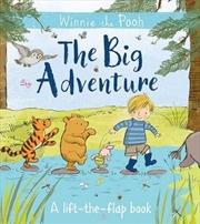 Winnie The Pooh - Big Adventure | Paperback Book