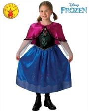 Anna Deluxe Frozen Size 3-5 | Apparel