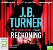 Reckoning   Audio Book