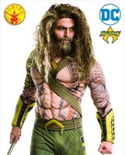 Aquaman Wig And Beard Adult | Apparel