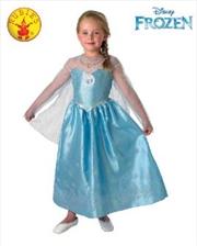 Elsa Frozen Deluxe Size 3-5 | Apparel