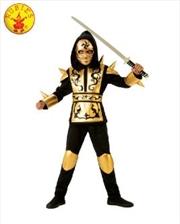 Gold Ninja Size M