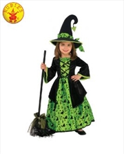Green Witch Size S   Apparel