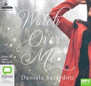 Watch Over Me | Audio Book