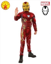 Iron Man Size M | Apparel