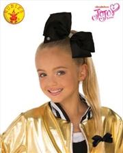 Jojo Siwa Black Hair Bow | Apparel