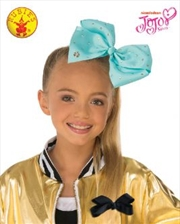 Jojo Siwa Teal Hair Bow | Apparel