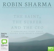Saint The Surfer & The CEO | Audio Book