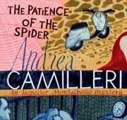 Patience Of The Spider | Audio Book
