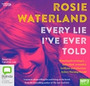 Every Lie I've Ever Told   Audio Book