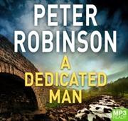A Dedicated Man   Audio Book