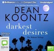 Darkest Desires   Audio Book
