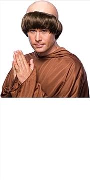 Monk Wig Adult | Apparel