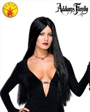 Morticia Deluxe Wig Adult | Apparel