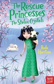 The Stolen Crystals Rescue Princesses | Paperback Book