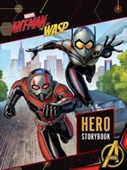 Marvel Ant-Man and the Wasp Hero Storybook