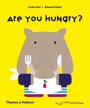 Are You Hungry? | Hardback Book