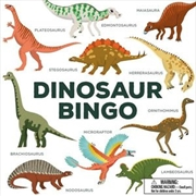 Dinosaur Bingo | Hardback Book