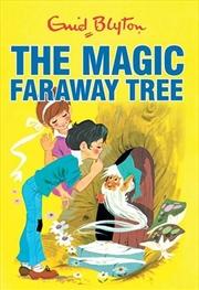 Magic Faraway Tree Retro,The | Hardback Book