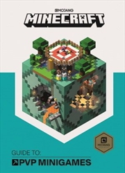 Minecraft Guide to PVP Minigames | Hardback Book