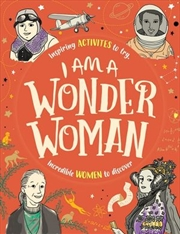 I Am Wonder Woman | Paperback Book