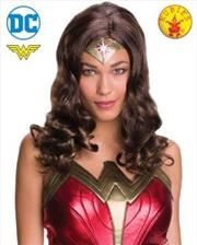 Wonder Woman Wig - Adult | Apparel