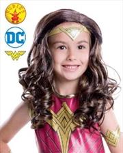 Wonder Woman Wig - Child | Apparel