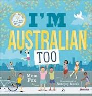I'm Australian Too + Poster | Hardback Book